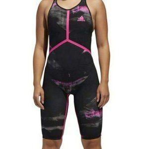 "Adidas Adizero Women Black/Shopin Swimwear 28"""